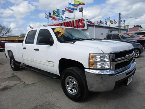2010 Chevrolet Silverado 2500hd For Sale Texas