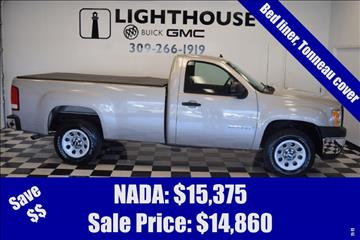 Used gmc sierra 1500 for sale in illinois for Lighthouse motors morton il