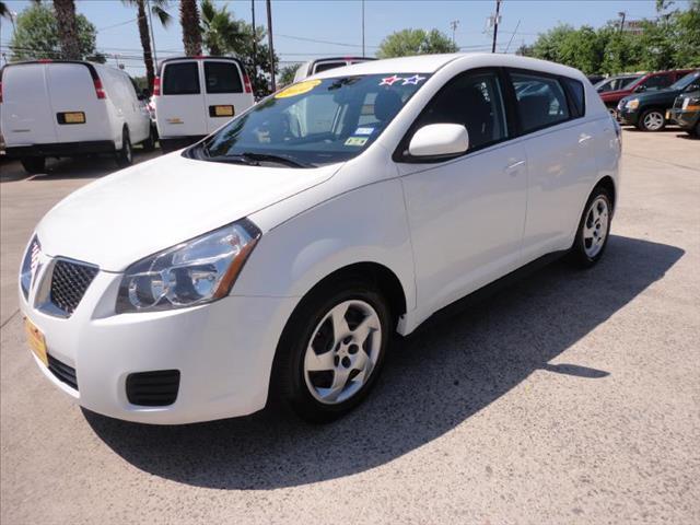 2009 Pontiac Vibe for sale in HOUSTON TX