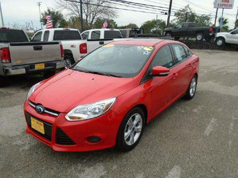 2014 Ford Focus for sale in Houston, TX