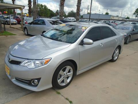 2014 Toyota Camry for sale in Houston, TX