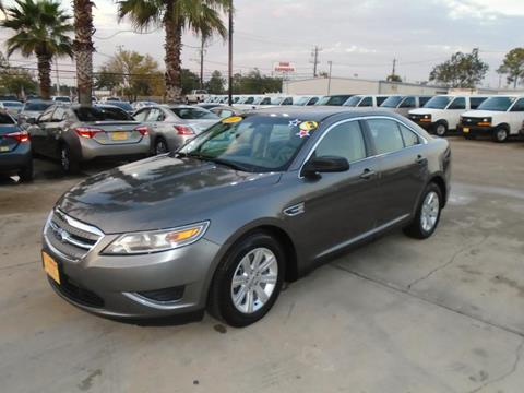2011 Ford Taurus for sale in Houston TX