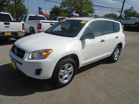 2012 Toyota RAV4 for sale in Houston TX