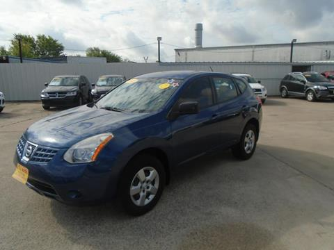 2008 Nissan Rogue for sale in Houston, TX