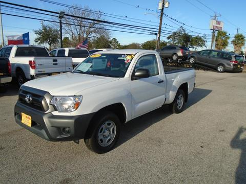 toyota tacoma for sale in houston tx. Black Bedroom Furniture Sets. Home Design Ideas