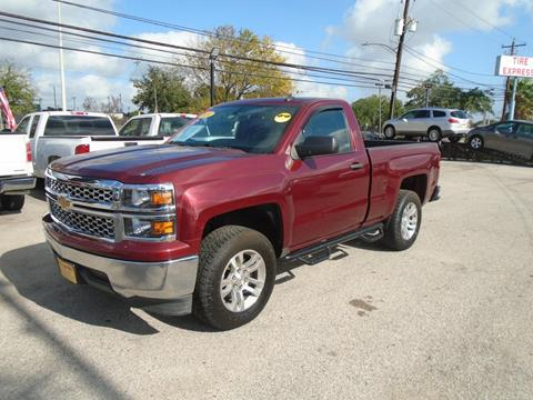 2014 chevrolet silverado 1500 for sale in houston tx. Black Bedroom Furniture Sets. Home Design Ideas