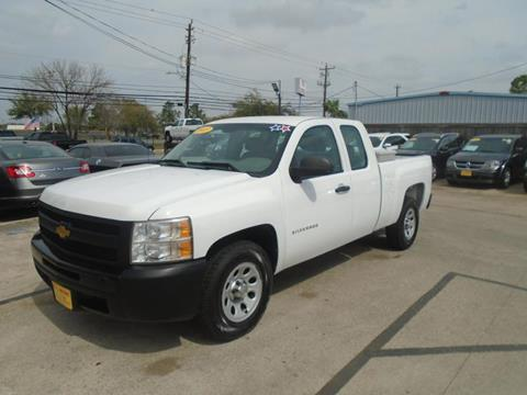 2013 Chevrolet Silverado 1500 for sale in Houston TX