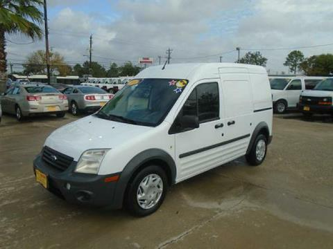 2010 Ford Transit Connect for sale in Houston, TX
