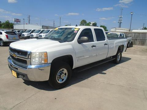 used 2009 chevrolet silverado 2500hd for sale in houston tx. Black Bedroom Furniture Sets. Home Design Ideas