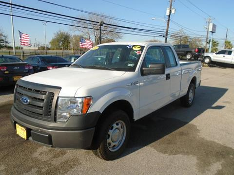 2011 Ford F-150 for sale in Houston TX