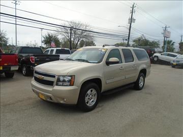 2011 Chevrolet Suburban for sale in Houston, TX