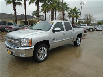 2013 Chevrolet Silverado 1500 for sale in Houston, TX