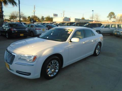 2013 Chrysler 300 for sale in Houston TX