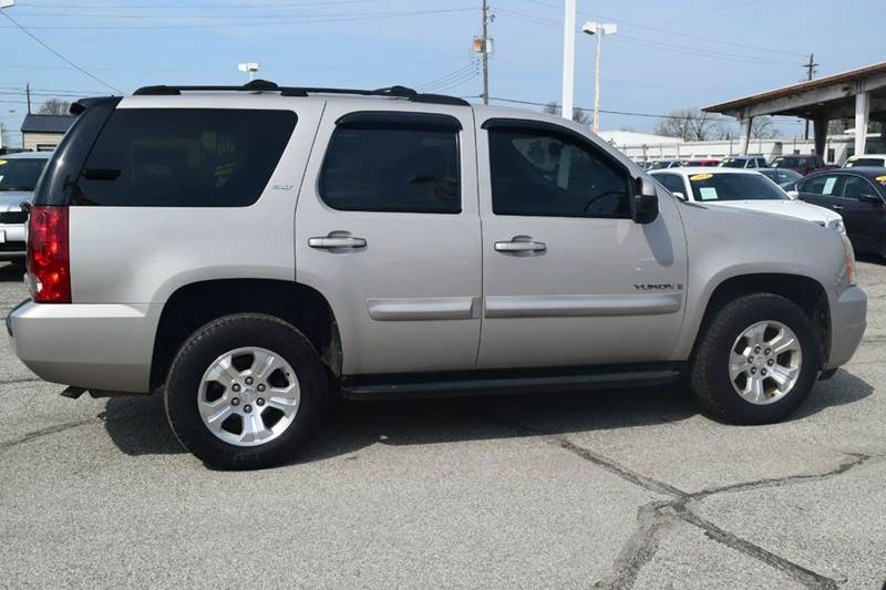 2007 GMC Yukon SLT 4dr SUV 4x4 w/4SA w/ 1 Package - Indianapolis IN