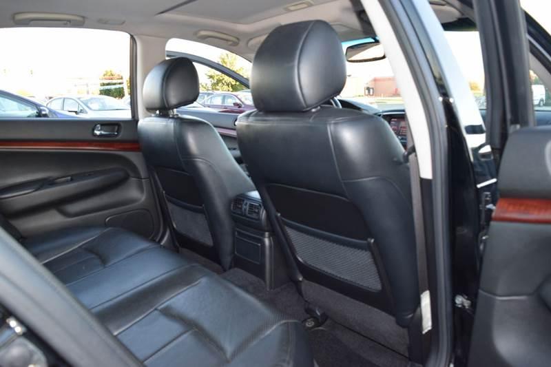 2009 Infiniti G37 Sedan x AWD 4dr Sedan - Indianapolis IN