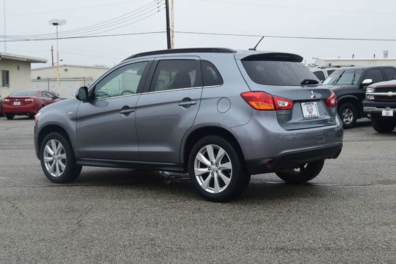 2013 Mitsubishi Outlander Sport SE 4dr Crossover - Indianapolis IN