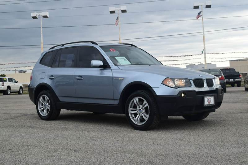 2005 BMW X3 3.0i AWD 4dr SUV - Indianapolis IN