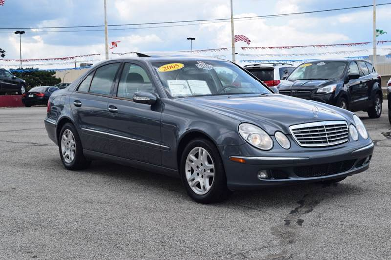 2005 mercedes benz e class awd e320 4matic 4dr sedan in for 2005 e320 mercedes benz
