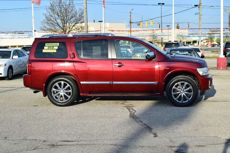 2010 Infiniti QX56 Base 4x4 4dr SUV - Indianapolis IN