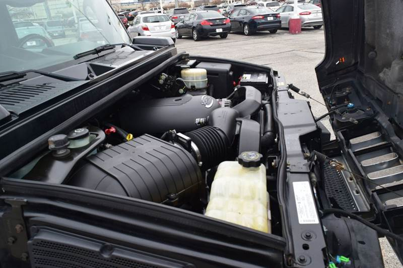 2006 HUMMER H2 Base 4dr SUV 4WD - Indianapolis IN