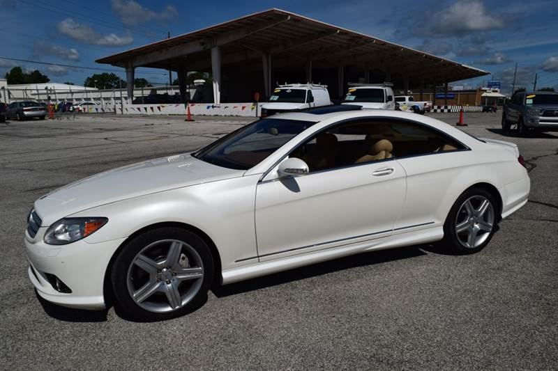 2009 mercedes benz cl class awd cl550 4matic 2dr coupe in for 2009 mercedes benz cl550