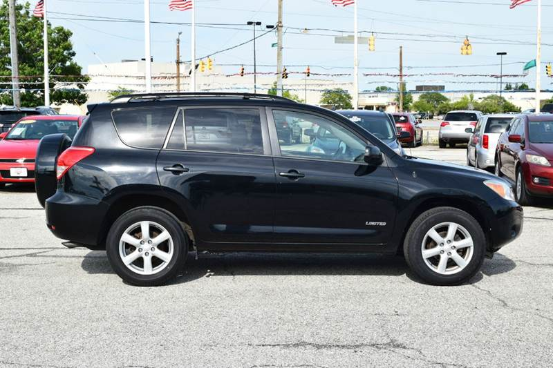 2007 toyota rav4 limited 4dr suv i4 in indianapolis in. Black Bedroom Furniture Sets. Home Design Ideas