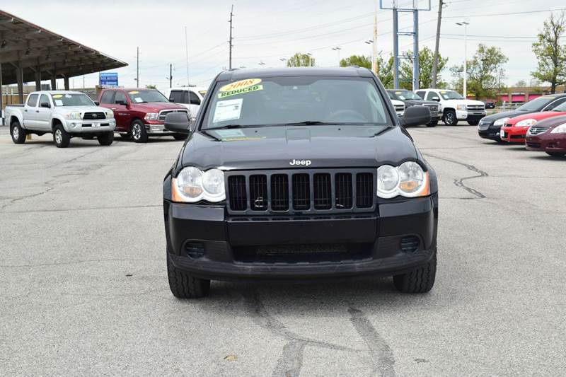 2008 Jeep Grand Cherokee Laredo 4x4 4dr SUV - Indianapolis IN