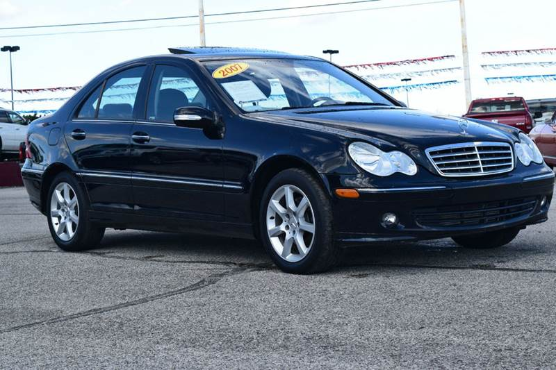 2007 mercedes benz c class awd c 280 luxury 4matic 4dr