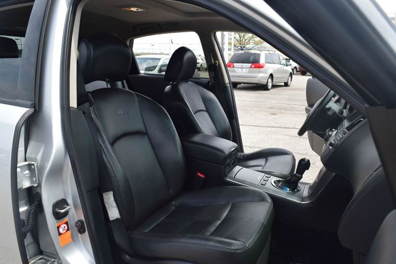 2008 Infiniti FX35 Base AWD 4dr SUV - Indianapolis IN