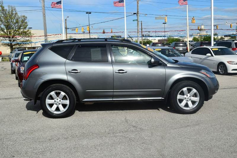 2007 Nissan Murano AWD SL 4dr SUV - Indianapolis IN