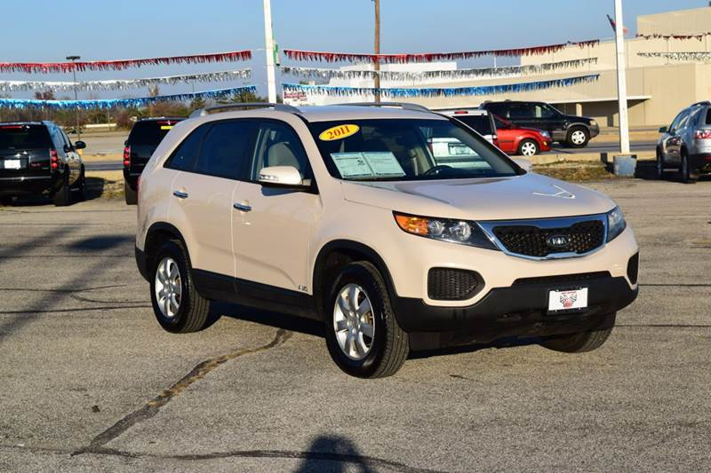 2011 kia sorento lx awd 4dr suv v6 in indianapolis in indy motors west. Black Bedroom Furniture Sets. Home Design Ideas