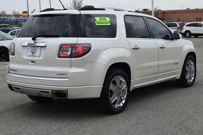 2014 GMC Acadia Denali AWD 4dr SUV - Indianapolis IN