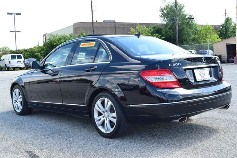 2008 Mercedes-Benz C-Class AWD C 300 Sport 4MATIC 4dr Sedan - Indianapolis IN
