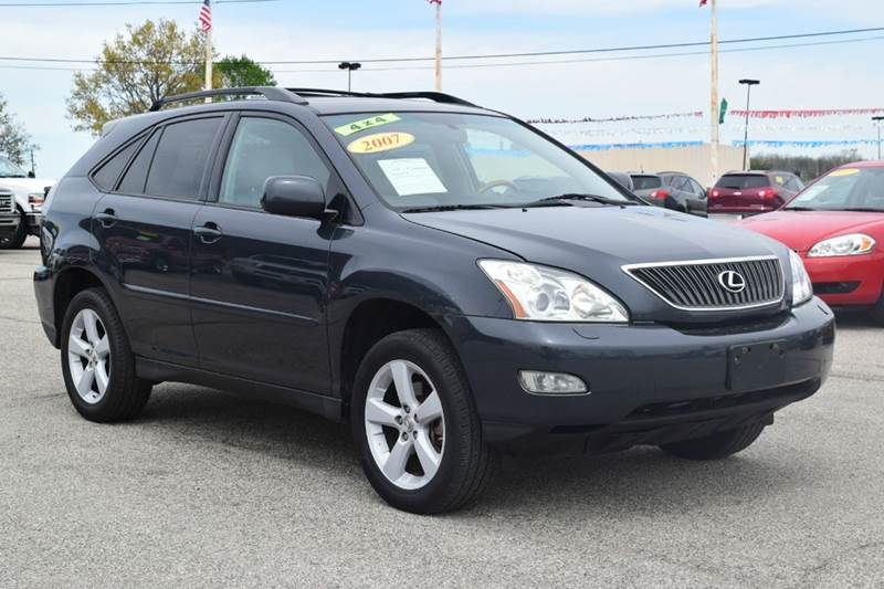 2007 lexus rx 350 awd 4dr suv in indianapolis in indy motors west. Black Bedroom Furniture Sets. Home Design Ideas