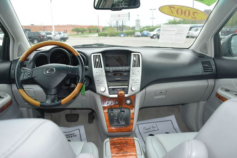 2007 Lexus RX 350 Base AWD 4dr SUV - Indianapolis IN
