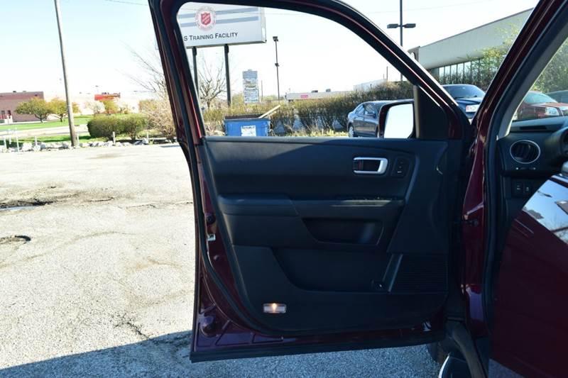 2013 Honda Pilot 4x4 Touring 4dr SUV - Indianapolis IN