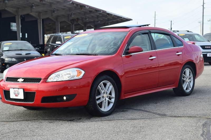 2013 Chevrolet Impala LTZ 4dr Sedan - Indianapolis IN