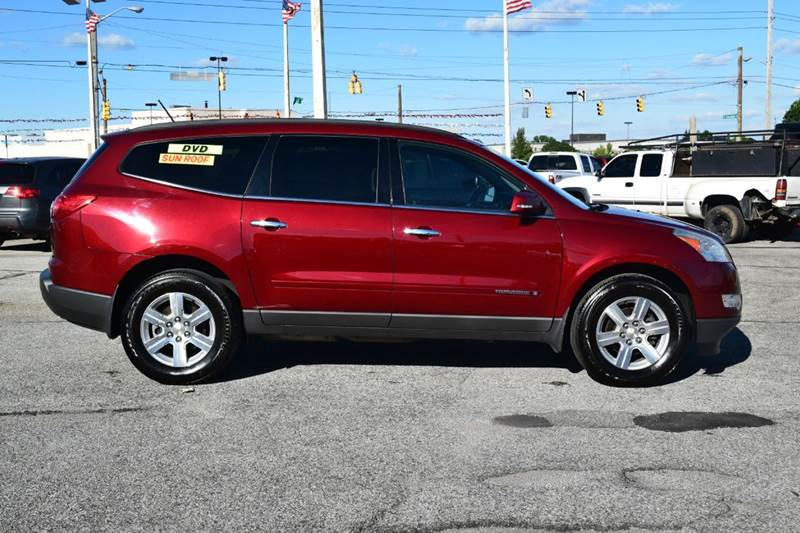 2009 Chevrolet Traverse LT 4dr SUV w/2LT - Indianapolis IN