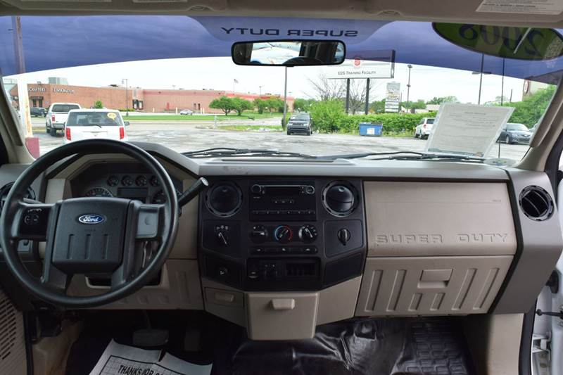 2008 Ford F-350 Super Duty XL 4dr Crew Cab 4WD SB DRW - Indianapolis IN