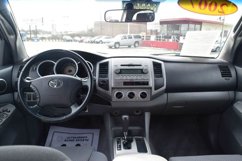 2007 Toyota Tacoma V6 4dr Double Cab 4WD 5.0 ft. SB (4L 5A) - Indianapolis IN