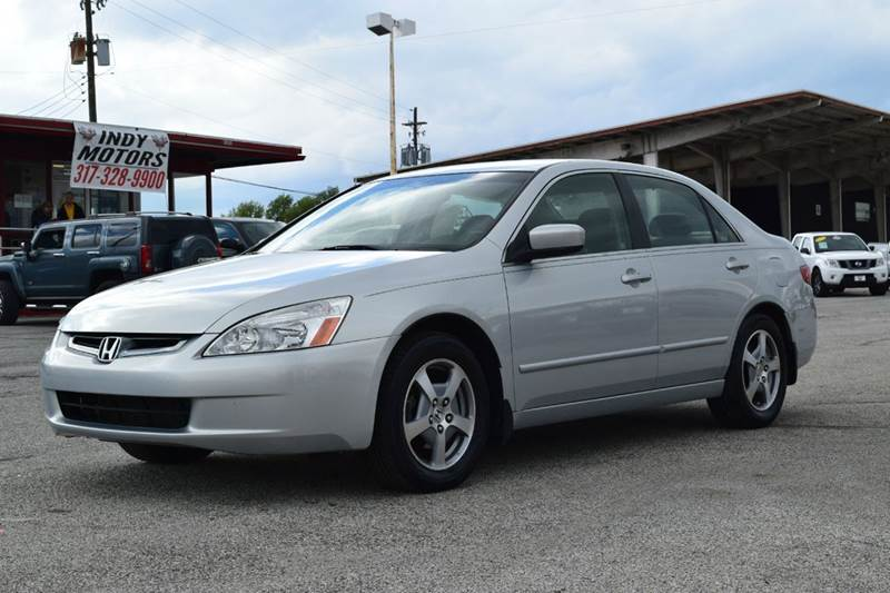 2005 Honda Accord Hybrid 4dr Sedan - Indianapolis IN