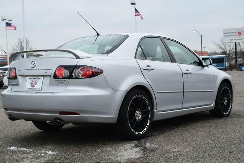 2008 Mazda MAZDA6 i Sport Value Edition 4dr Sedan (2.3L I4 5A) - Indianapolis IN