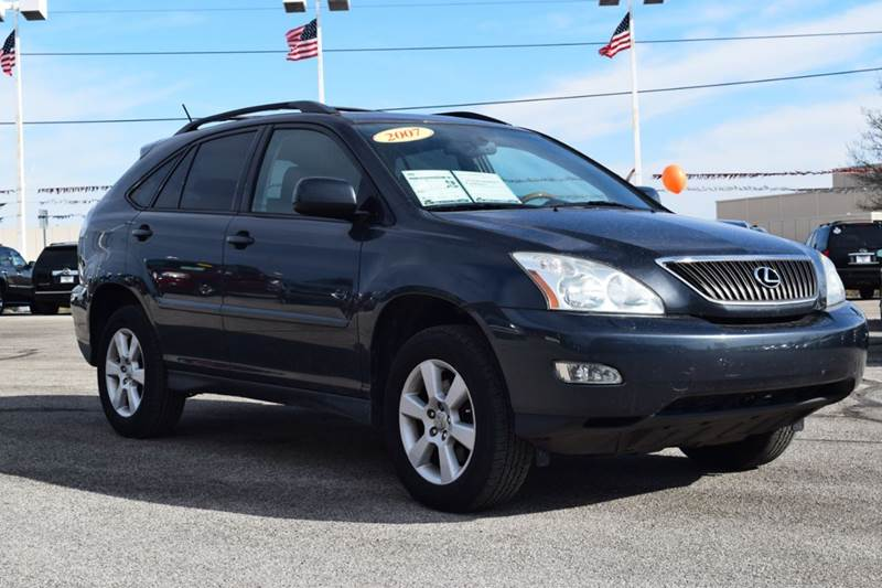 2007 lexus rx 350 base awd 4dr suv in indianapolis in indy motors west. Black Bedroom Furniture Sets. Home Design Ideas