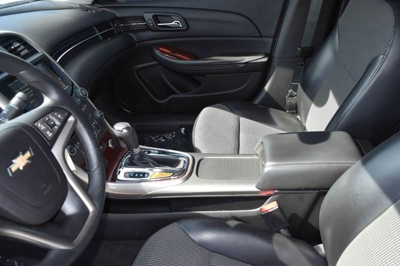 2013 Chevrolet Malibu Eco 4dr Sedan w/1SA - Indianapolis IN