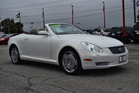 2002 Lexus SC 430 for sale in Indianapolis, IN