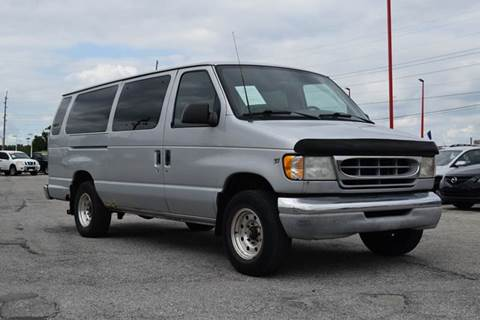 2002 Ford E-Series Cargo for sale in Indianapolis, IN