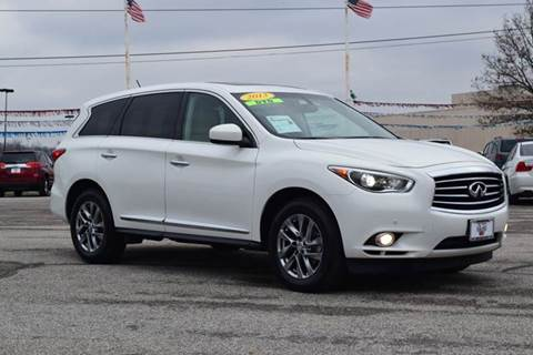 2013 Infiniti JX35 for sale in Indianapolis, IN