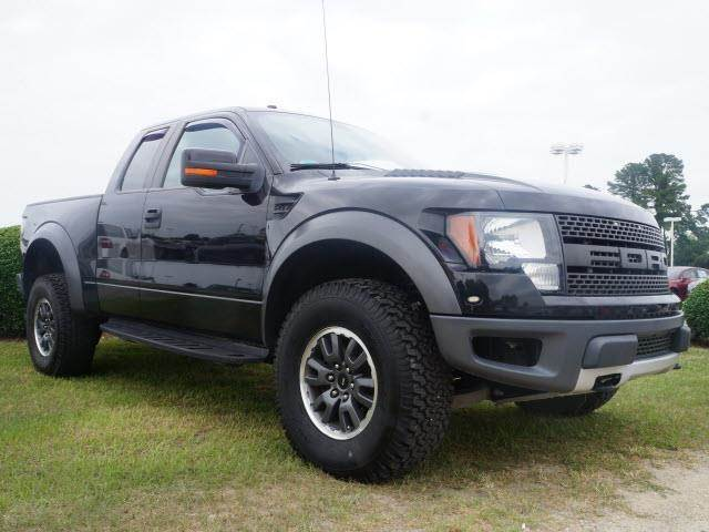 2010 Ford F-150 for sale in Kinston NC