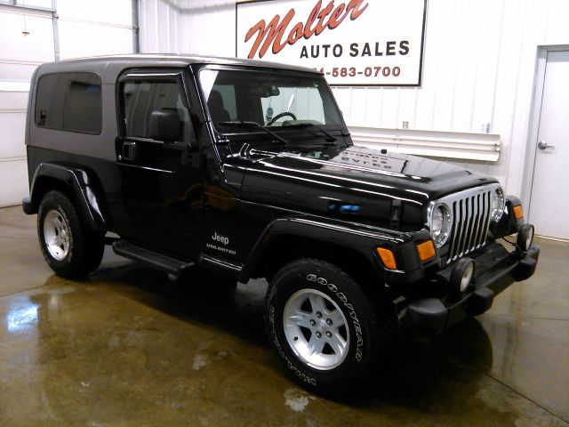 2005 Jeep Wrangler for sale in MONTICELLO IN