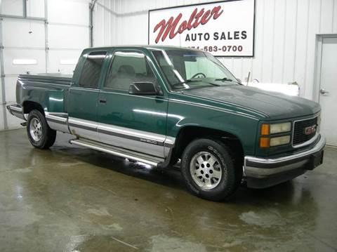 1995 GMC Sierra 1500 for sale in Monticello, IN